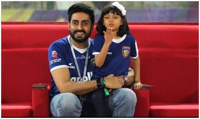 Aaradhya Bachchan Leaves A Cute Note For Daddy Abhishek Bachchan In His Office – See Pic