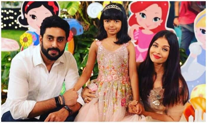 Abhishek Bachchan Reveals Aishwarya Rai Was Nervous When She Made Her Comeback In Films After Aaradhya's Birth