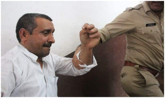 'Hope Our Brother Will Come Out of Bad Times', BJP Legislator Extends Support to Unnao Rape Accused Kuldeep Sengar