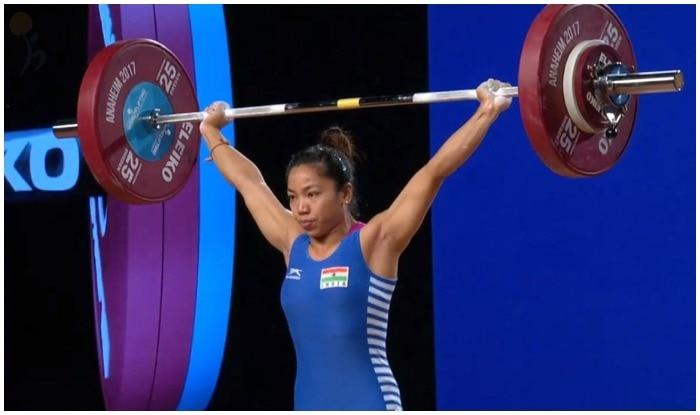 Mirabai Chanu, Asian Weightlifting Championships, Weightlifting Championship, Pardeep Singh