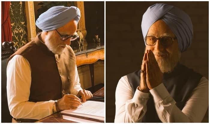 The Accidental Prime Minister First Look Out: Anupam Kher's Uncanny Resemblance With Manmohan Singh Can't Be Missed