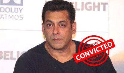 Salman Khan Convicted in Blackbuck Poaching Case; Sonali Bendre, Tabu, Saif Ali Khan And Neelam Acquitted