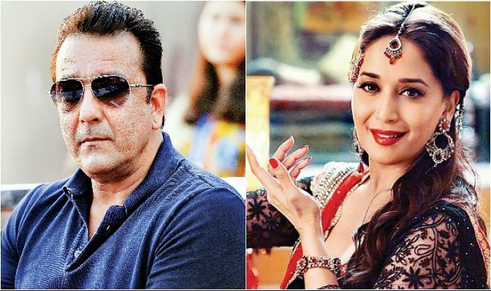 Sanjay Dutt Walks Out Angrily When Asked About Madhuri Dixit – Watch Video