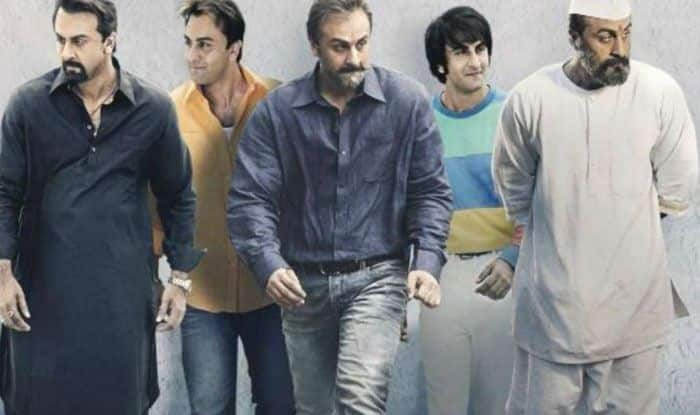 Sanju First Look Poster Out: 6 Different Avatars Of Ranbir Kapoor As Sanjay Dutt Will Leave You Stunned – View Pic