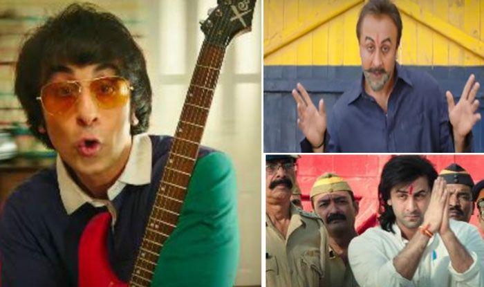 Sanju Teaser And Poster Reactions: Ranbir Kapoor as Sanjay Dutt Has Twitter Abuzz
