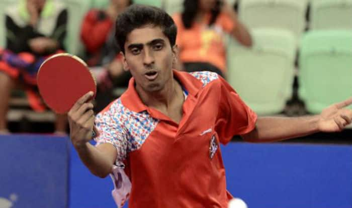 Table Tennis: Sathiyan-Sanil Settle For Silver in Thailand Open