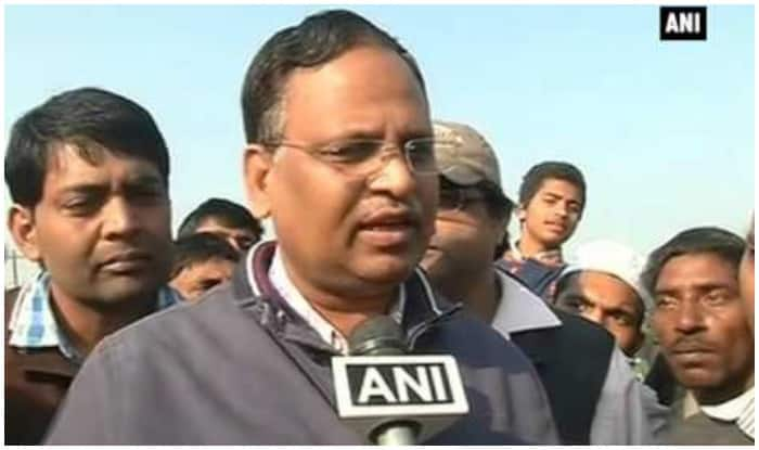 Theft at Satyendra Jain's Residence, Taps, Showpieces Missing
