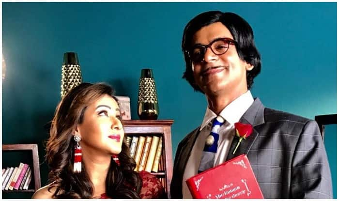 Dhan Dhana Dhan: Shilpa Shinde and Sunil Grover Celebrate Their Anniversary and Show Us How Funny They Would Be as a Married Couple – WATCH