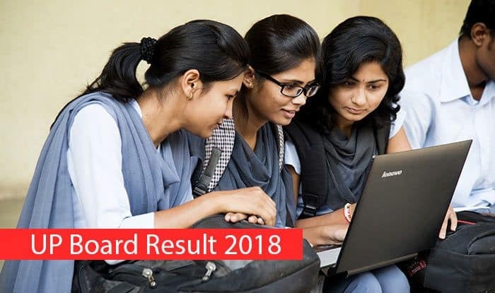 UP Board Class 12 Result 2018