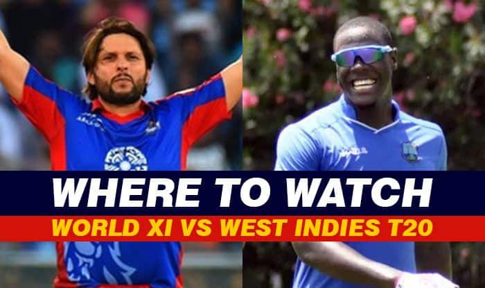 World XI vs West Indies T20 Live Cricket Streaming, WXI vs WI Live