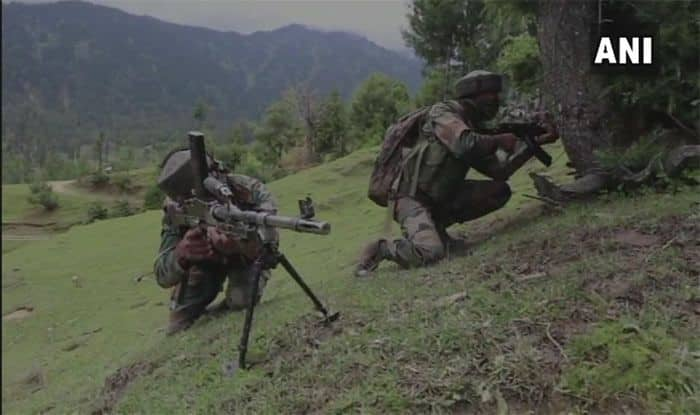 J&K: Two JeM Terrorists Dead, Search For Third is on; One CRPF Personnel Injured