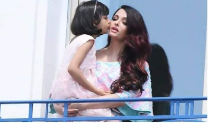 Aishwarya Rai Bachchan Gets Crowned by Daughter Aaradhya Bachchan, See Picture