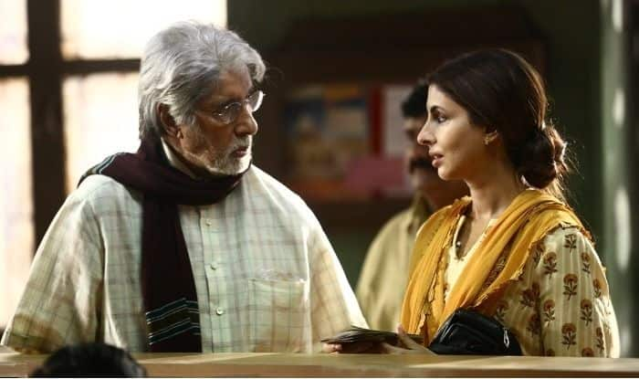 Shweta Bachchan Nanda Makes Acting Debut With Father Amitabh Bachchan – VIEW PICS