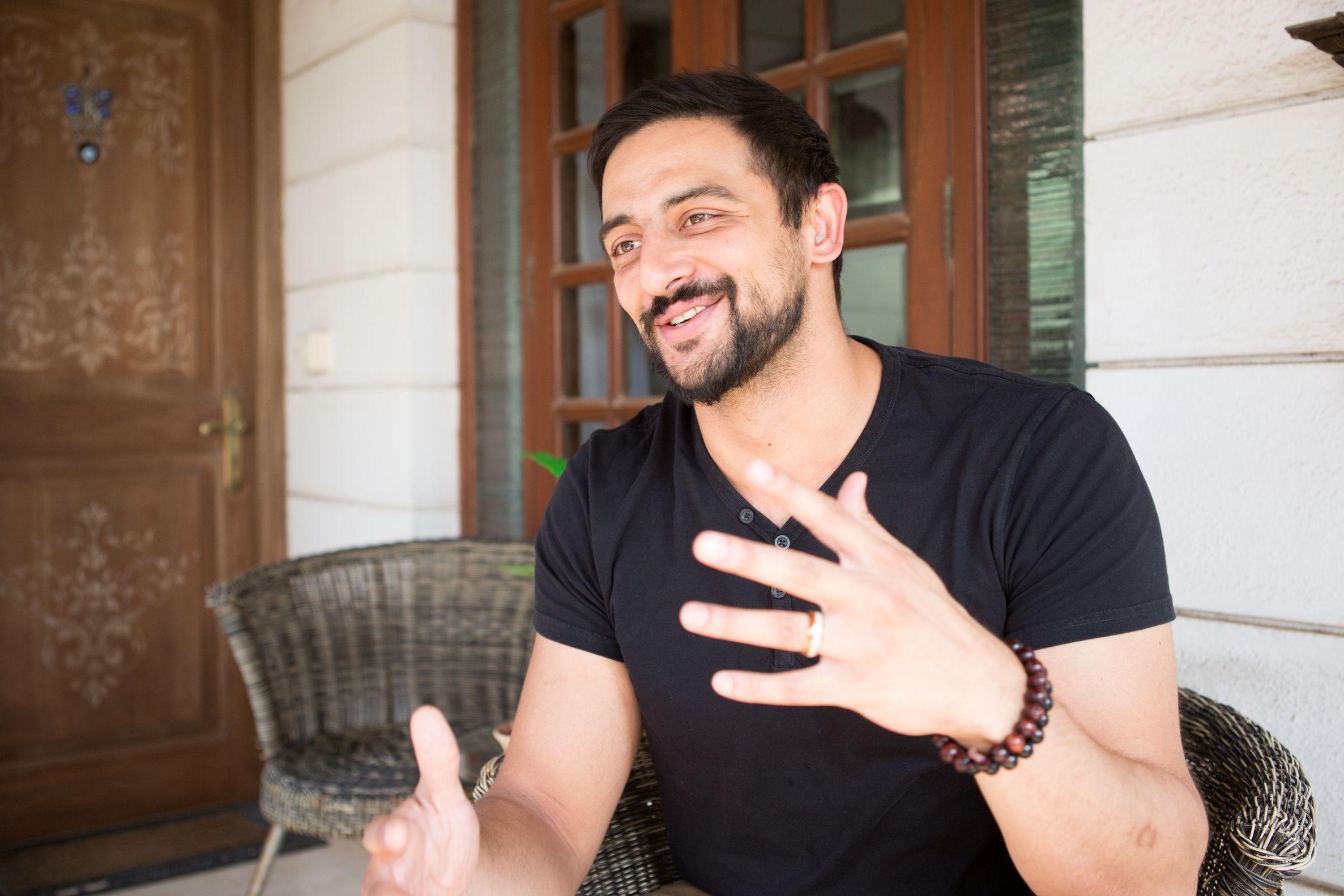 Arunoday Singh 8