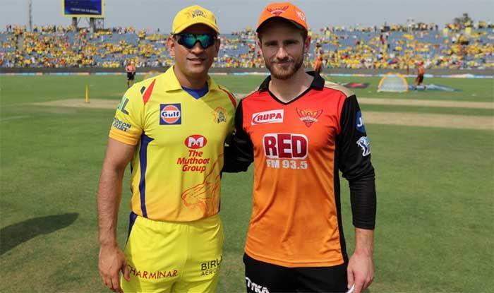 IPL Play-Off: Chennai, Hyderabad Look to Seal Final Berth