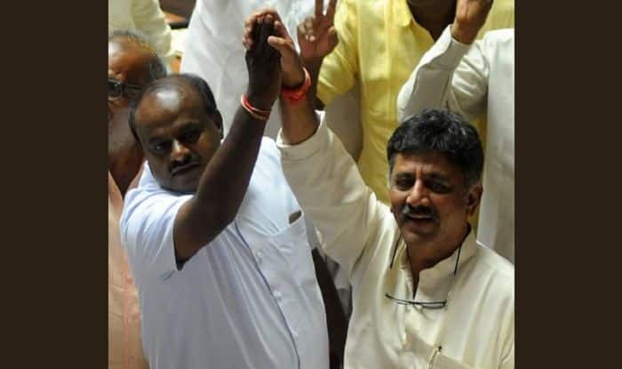 'Congress MLAs Fought Like Tigers,' DK Shivakumar is Confident Karnataka Coalition Government is Safe