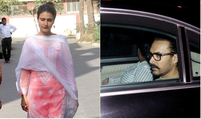 Fatima Sana Shaikh Gets Her Summer Style On Fleek As She Steps Out To Meet Thugs Of Hindostan Co-Star Aamir Khan (View Pics)