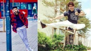 Move Over Tiger Shroff, Gurmeet Chaudhary's Front And Back Flip Will Leave Your Jaw Dropped – VIDEO
