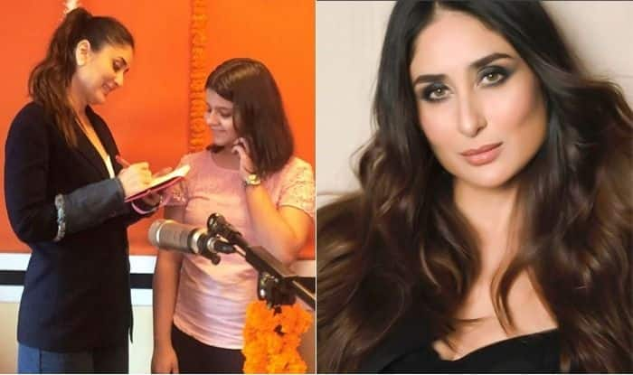 Jab Kareena Kapoor Khan Met A Little Girl Who Wants To Grow Up And Become Just Like Her – Watch Adorable Video
