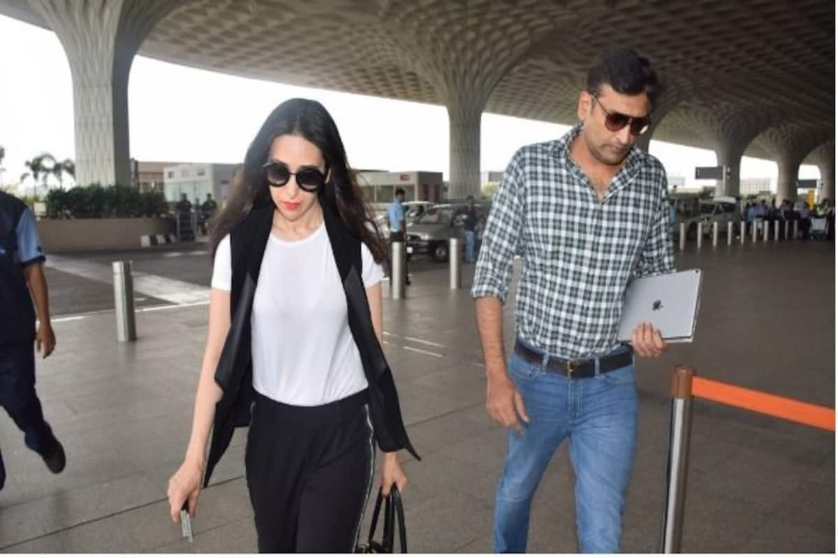 Karisma Kapoor And Alleged Beau Sandeep Toshniwal Take A Flight Out Of  Mumbai Together; Are They Planning To Make Their Relationship Official?    India.com