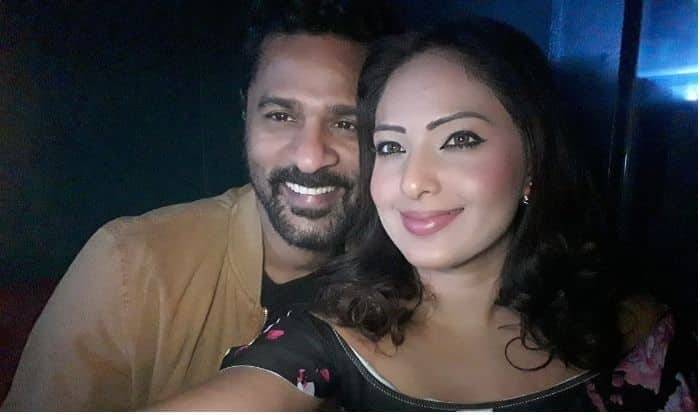 Actress Nikesha Patel Issues Clarification On Marriage Rumours With Prabhu Deva