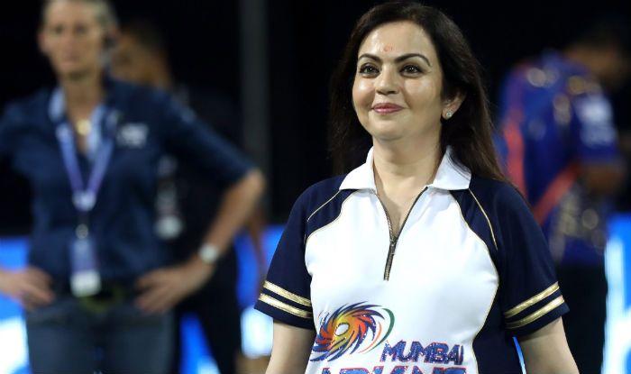 Nita Ambani Mumbai Indians