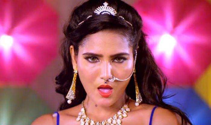 Pallavi Singh aka Bhojpuri Sunny Leone