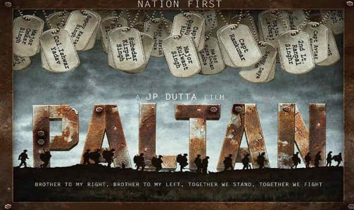 Arjun Rampal And Team Paltan Share A Glimpse Of Their Upcoming Film – See Video