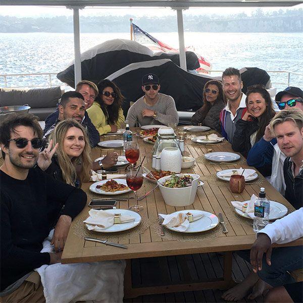 Priyanka with Nick Jonas