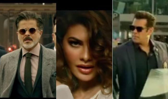 Race 3 Trailer: 5 Moments From Salman Khan - Jacqueline