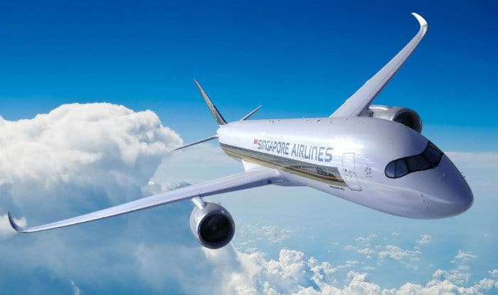 World's Longest Flight to be Launched by Singapore Airlines This October