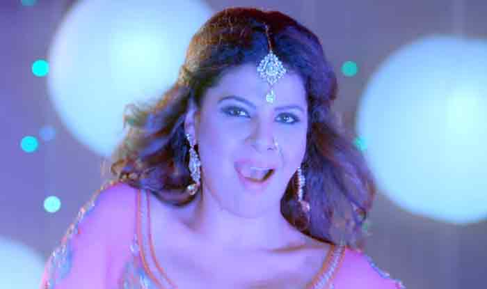 Bhojpuri Sensation Sambhavna Seth to Sizzle in an Item Number for ALTBalaji's next 'Hero Varrdiwala'