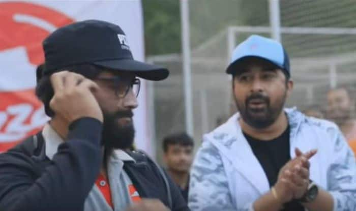 Sourav Ganguly, Rannvijay and Pizza Hut Collaborated To Give A Special Surprise To Cricket Fans