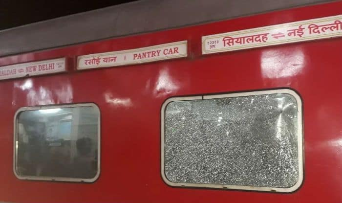 Sealdah Rajdhani Express