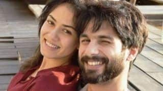 Shahid Kapoor – Mira Rajput Go Road Tripping On Their Babymoon (PICS)