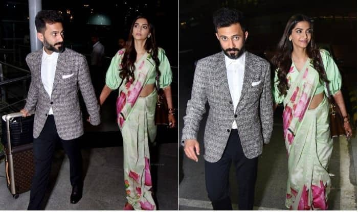 Sonam Kapoor – Anand Ahuja Off To Cannes! Will They Walk The Red Carpet Together Just Like Abhishek-Aishwarya Rai Bachchan?