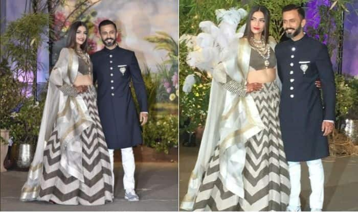 Sonam Kapoor – Anand Ahuja Wedding Reception: Kareena Kapoor – Saif, Shahid Kapoor – Mira, Shah Rukh – Gauri, Ranbir Kapoor – Alia Bhatt, Katrina, Kangana, Akshay Kumar – Twinkle And More Celebs Arrive In Style (PICS, Videos)