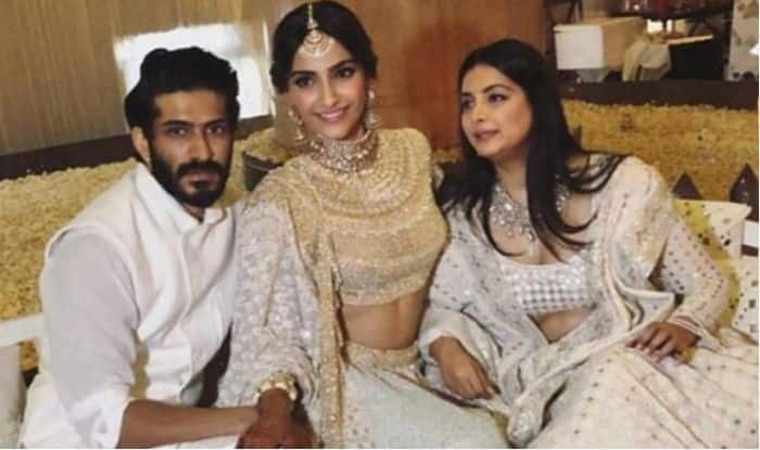 Sonam Kapoor – Anand Ahuja Mehendi and Sangeet: Harshvardhan Kapoor Plugs His Film Bhavesh Joshi With An Adorable Picture