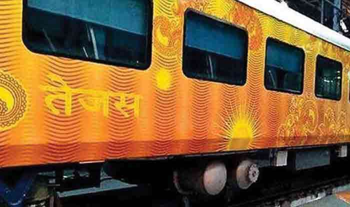 IRCTC Likely to Compensate Passengers if Tejas Runs Late by Over an Hour: Reports