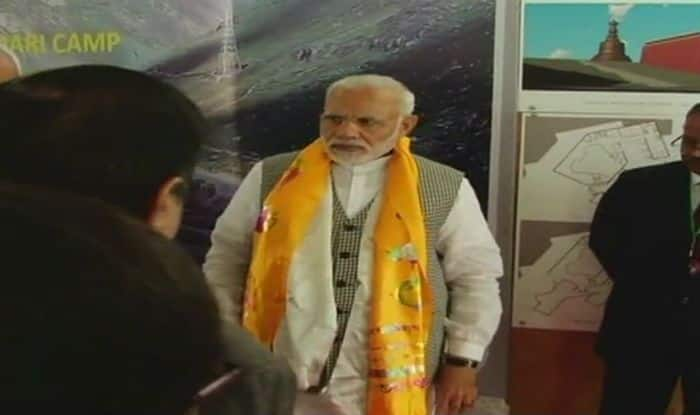 PM Narendra Modi Lays Foundation Stone of Zojila Tunnel in Leh, Announces Development Projects Worth Rs 25,000 Crore For Jammu and Kashmir