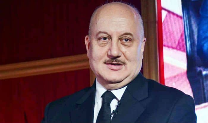 'Kashmir Solution Has Begun', Tweets Anupam Kher Amid Rising Tensions in J&K