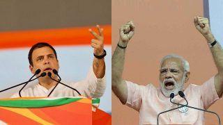 लोकसभा चुनाव 2019: 8 राज्यों में बीजेपी-कांग्रेस में सीधी टक्कर, जानें राज्यों का क्या है समीकरण