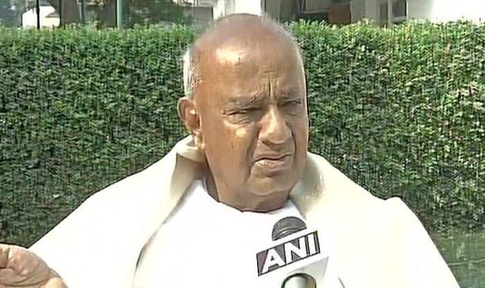 Karnataka Crisis: JD(S) Supremo HD Deve Gowda Breaks Silence on Alliance With Congress, Says in Pain Since Kumaraswamy Became CM, Can't Keep Quiet Now