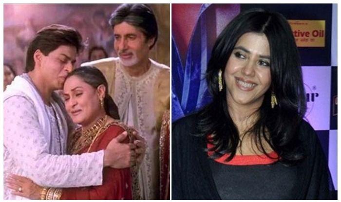 Ekta Kapoor Rubbishes Rumours Of Recreating Kabhi Khushi Kabhie Gham On The Small Screen – Check Tweet