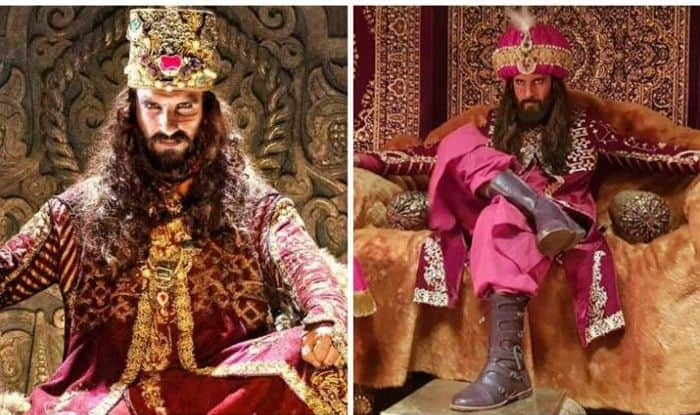 Ravi Dubey Is Giving Ranveer Singh Some Tough Competition By Getting Into The Skin Of Alauddin Khilji – View Pics And Video