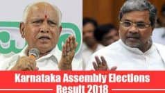 Nippani, Chikkodi-Sadalga, Athani, Kagwad, Kudachi Election 2018 Results: Winners of Karnataka Assembly Constituencies