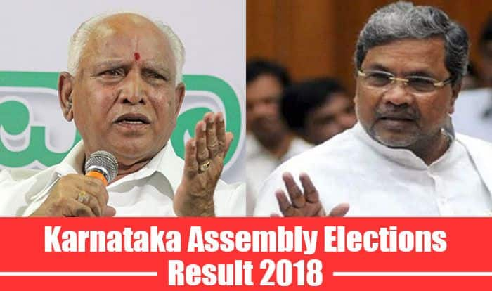 Karnataka election results 2018