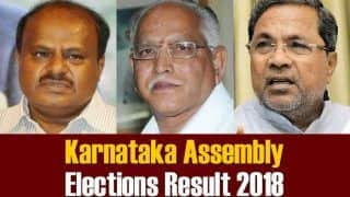 Jamkhandi, Bilgi, Badami, Bagalkot, Hungund Election 2018 Results: Winners of Karnataka Assembly Constituencies