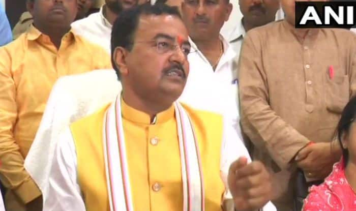 'Jinnah Was Nation's Enemy,' Says Deputy Chief Minister Keshav Prasad Maurya; AMU Students Continue Protest