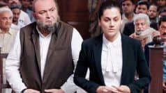 Mulk Movie Review: Rishi Kapoor And Taapsee Pannu's Film Gets A Thumbs Up From The Critics